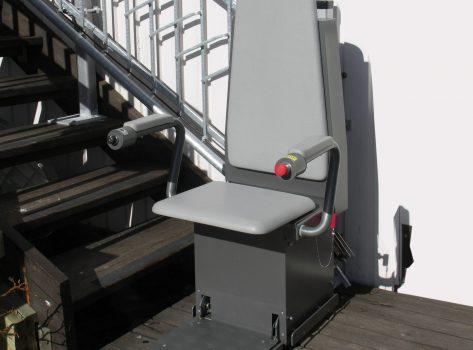 LIPPE Lift Sitztreppenlift T80