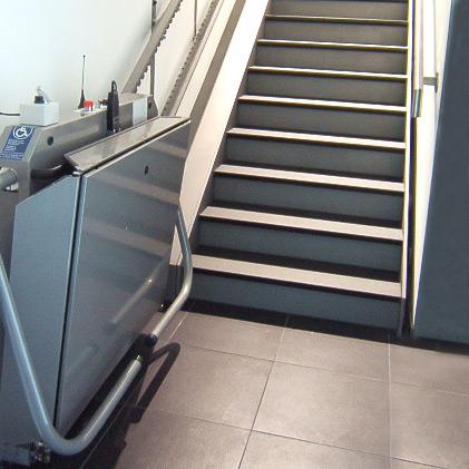 Lippe Lift Plattformtreppenlift Konstanz