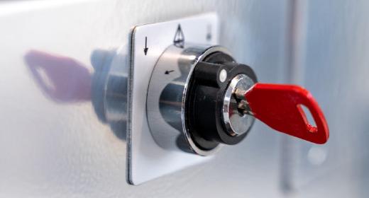 LIPPE Lift Plattformtreppenlift Elektrischer Notablass